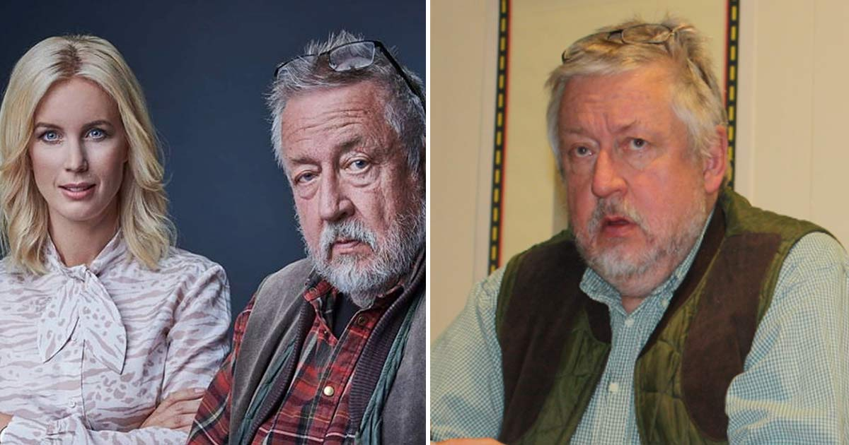 Leif GW Persson, Jenny Strömstedt
