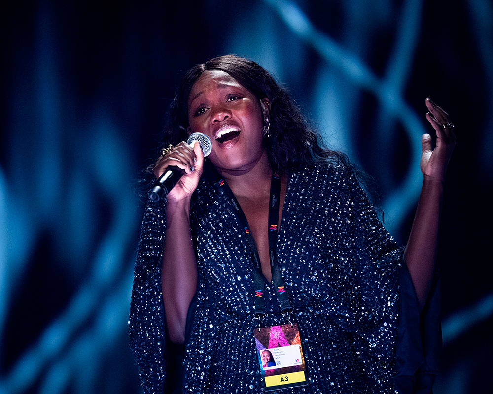 faith kakembo melodifestivalen 2020 mello crying rivers